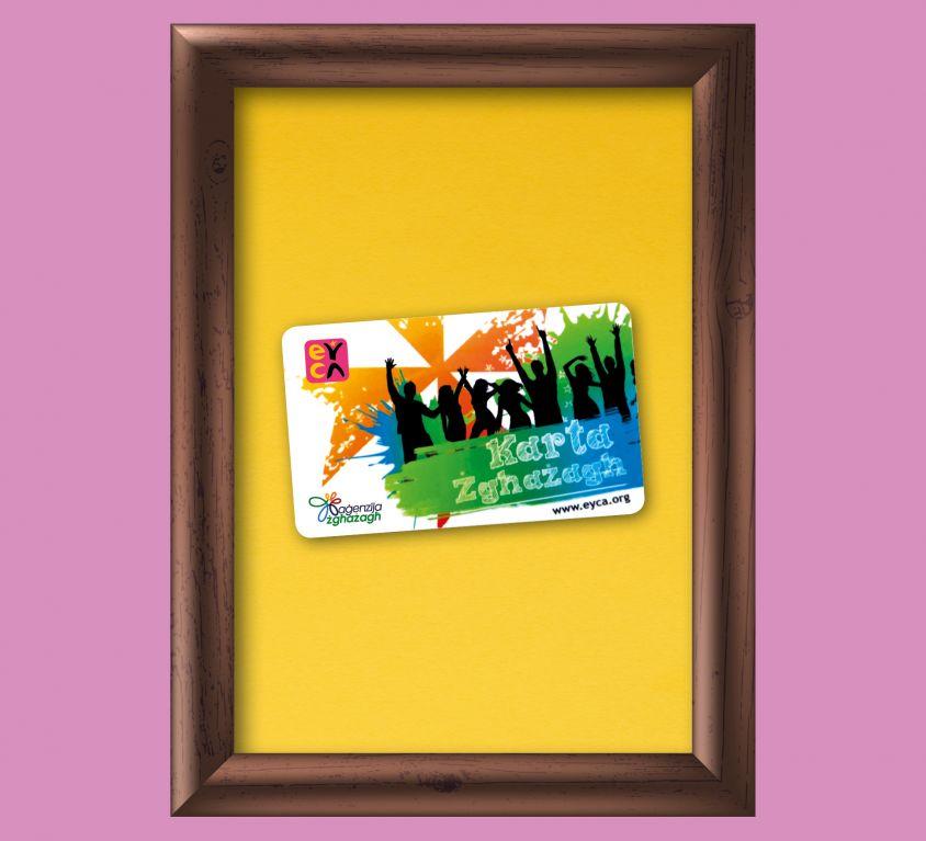 Get your EYCA Card!