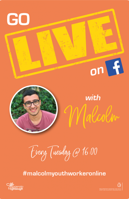 Go Live with Malcolm