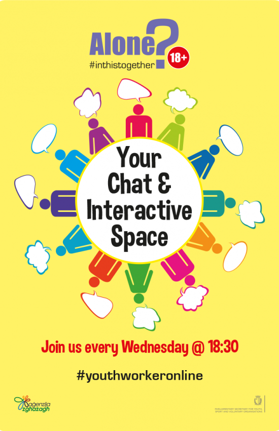 Your Chat & Interactive Space
